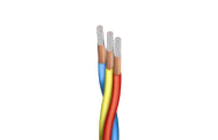EN2267-009C002P, 24 AWG / 3 COND